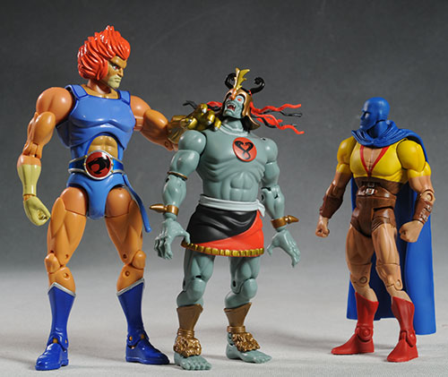 Mumm-ra Thundercats Classics action figure by Bandai