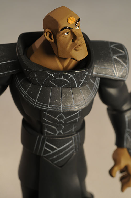 Teal'c animated statue Stargate SG-1 by QMX