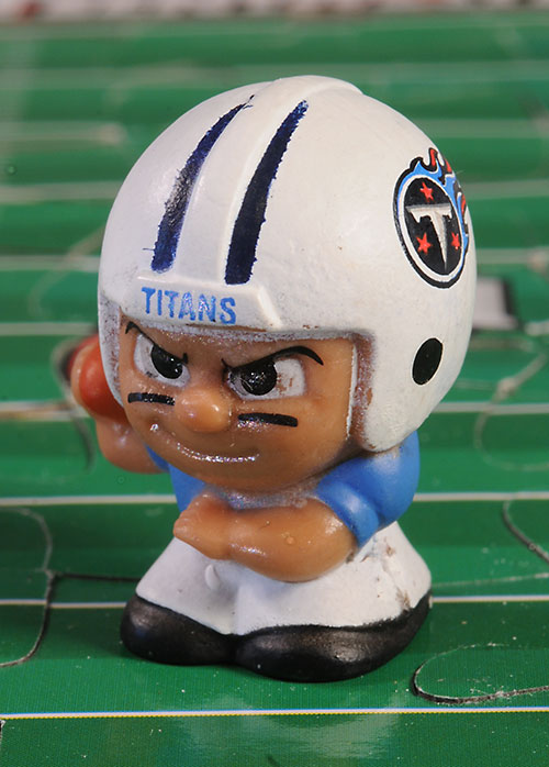 TeenyMates football figures by Party Animal Toys