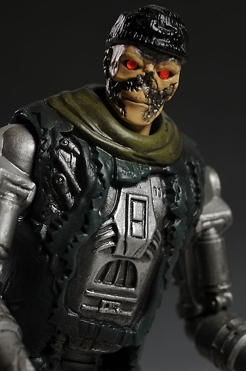 Terminator T.600 action figure from Playmates