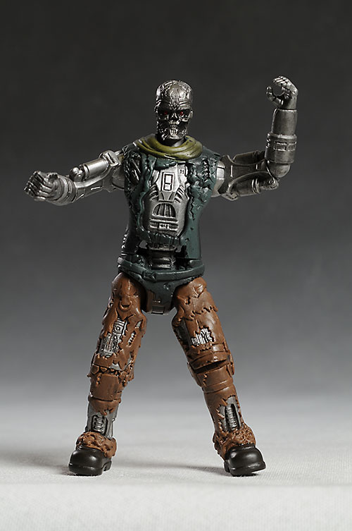 Terminator T-600 action figure from Playmates