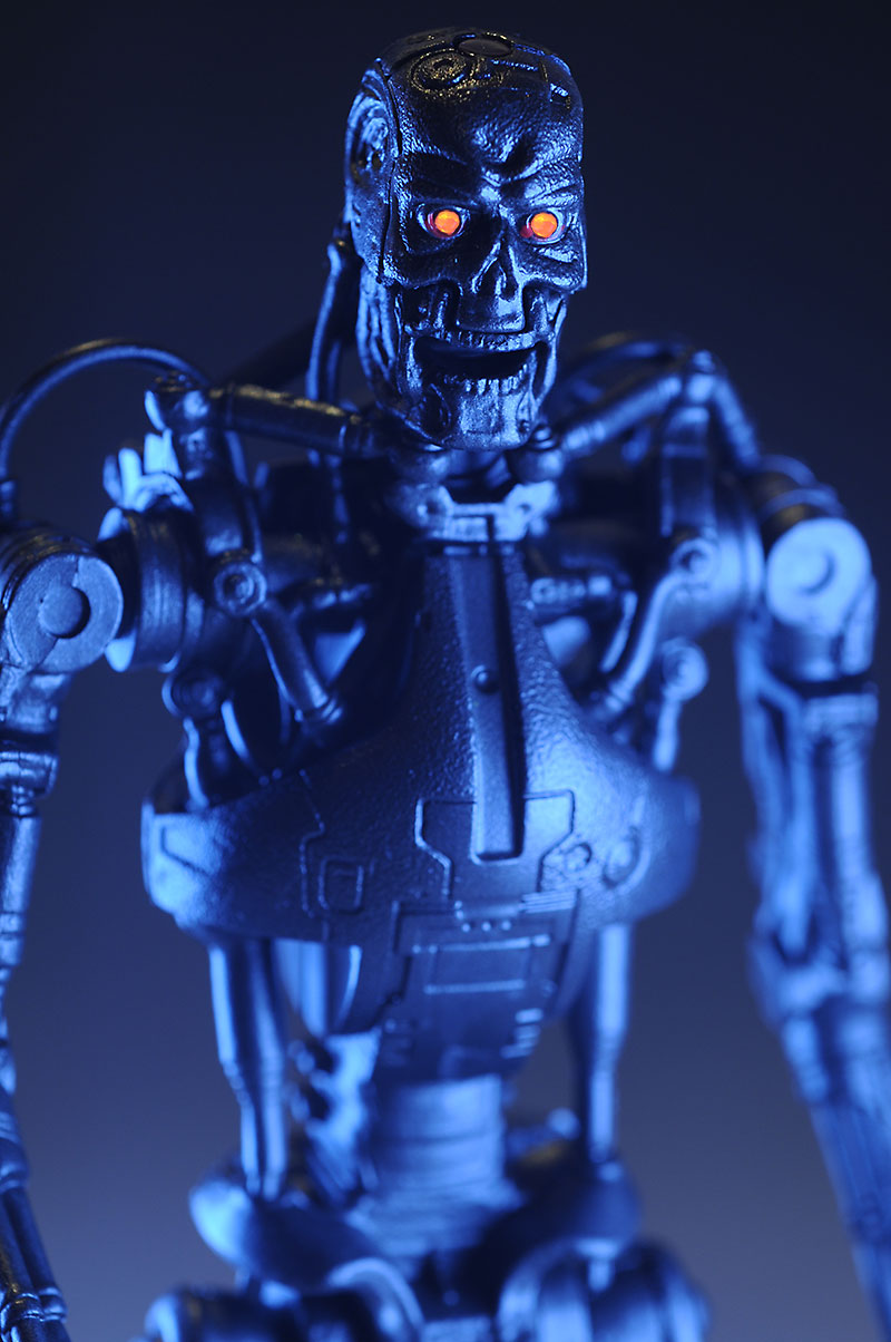 Terminator T-700 action figure from Playmates