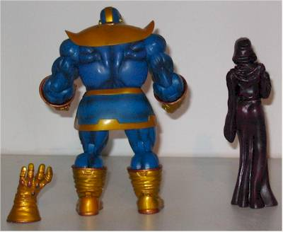 Marvel Select Thanos action figure - Another Toy Review by ...