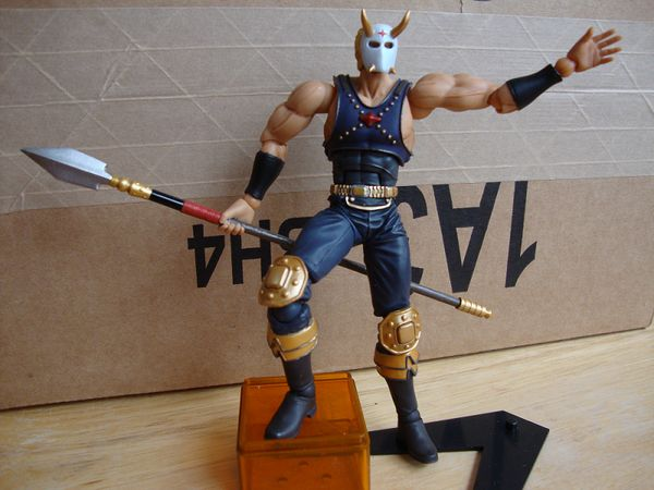 Thouzer (Souther) action figure by Revoltech
