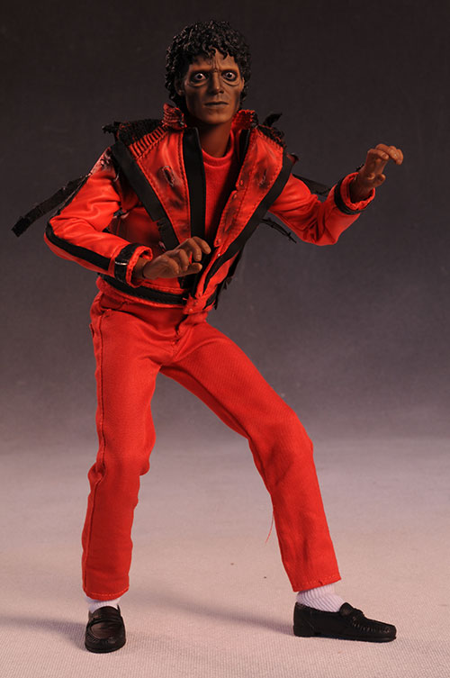Michael Jackson Thriller action figure by Hot Toys