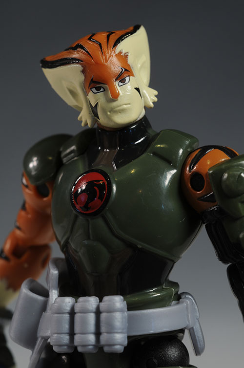 tygra Thundercats action figure by Bandai