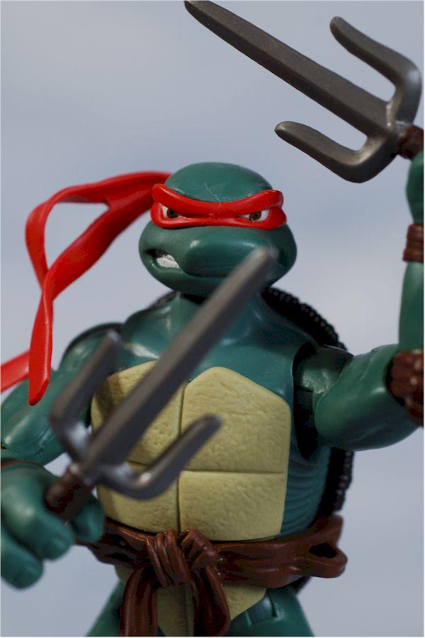 Teenage Mutant Ninja Turtles Movie Donatello Foot Soldier Action
