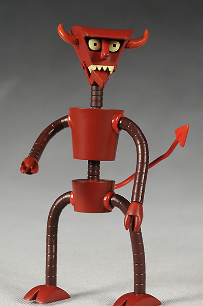 Futurama Robot Devil action figure