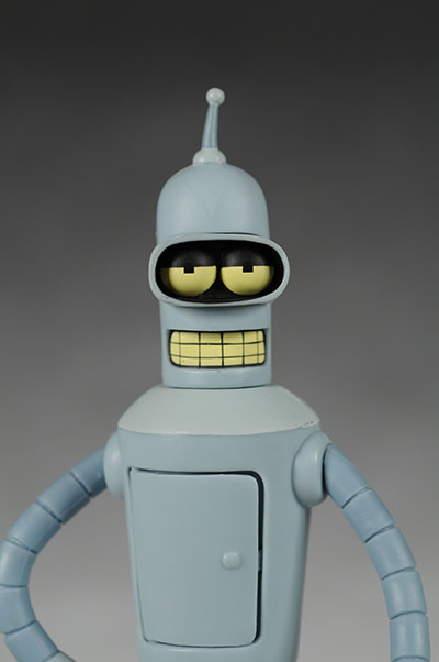 Futurama Bender action figure