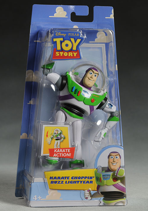 Toy Story action figures by Mattel