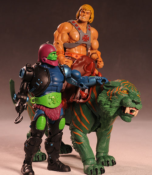 Trap Jaw Masters of the Universe Classics action figure by Mattel