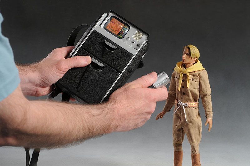 Tricorder from Star Trek the Original Series STOS by Diamond Select Toys