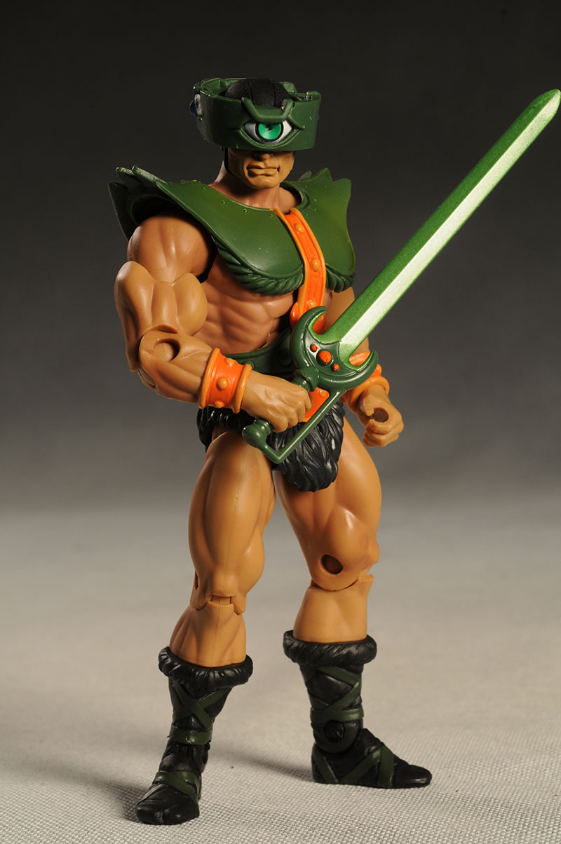 Tri-klops Masters of the Universe MOTUC action figure by Mattel