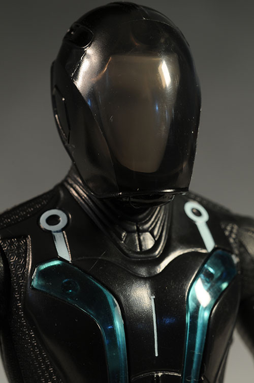 Tron Legacy Sam Flynn deluxe action figure by Spin Master