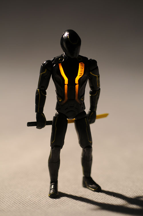 Tron action figures by Spin Master