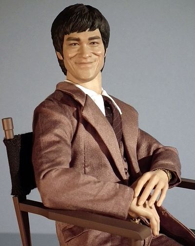 Bruce Lee by Hot Toys