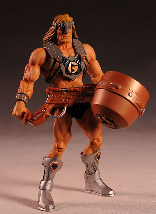 Tytus Masters of the Universe Classics MOTUC action figure by Mattel