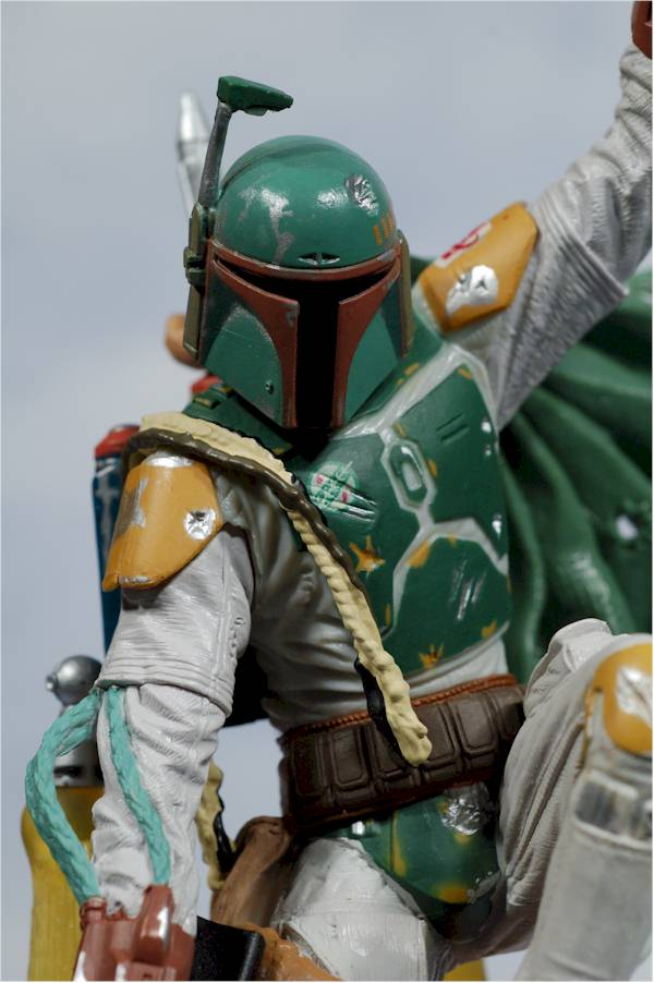 Star Wars Unleashed Boba Fett