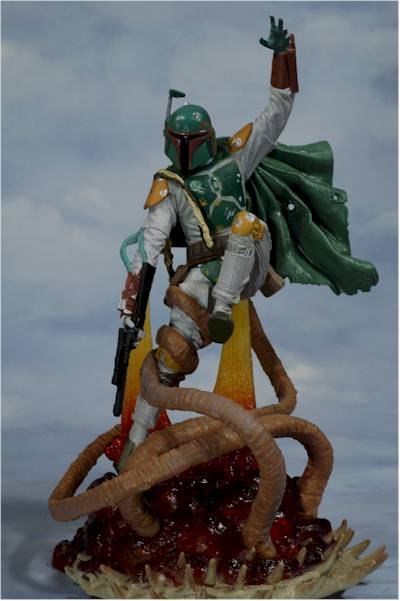 Boba Fett Star Wars Unleashed action figure - Another Toy Review by Michael
