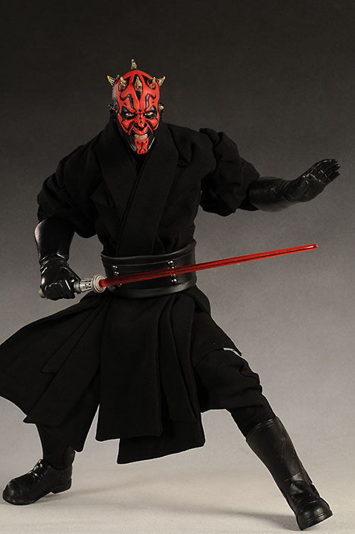 Darth Maul Ultimate Quarter Scale action figure from Diamond Select Toys