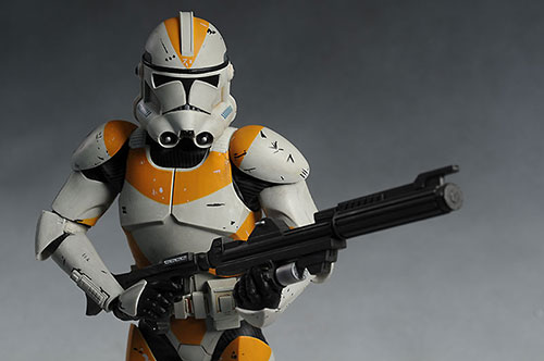 Utapau Clonetrooper sixth scale action figure by Sideshow