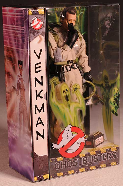 Peter Venkman Ghostbusters sixth scale action figure by Mattel