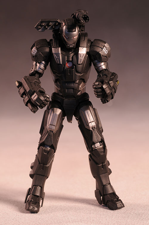 War Machine and Iron Man Mark VI action figures Walmart exclusive from Hasbro
