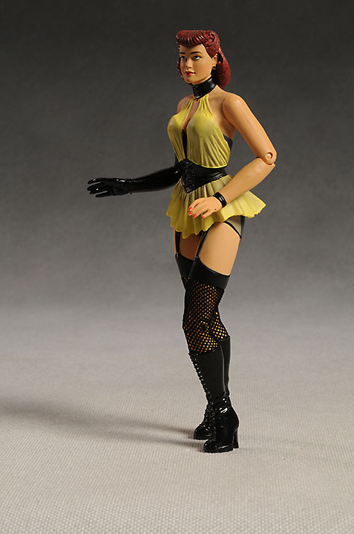 Watchmen series 2 original Silk Spectre action figure from DC Direct