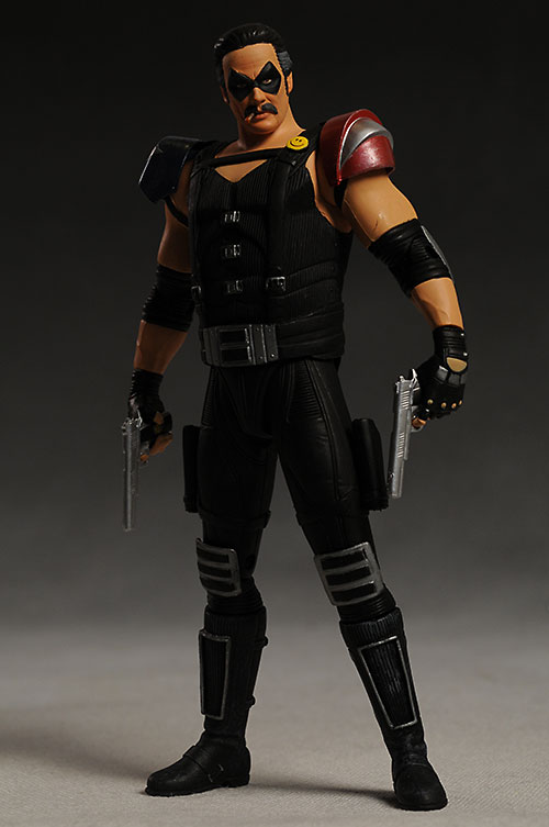 Watchmen series 2 Comedian action figure from DC Direct