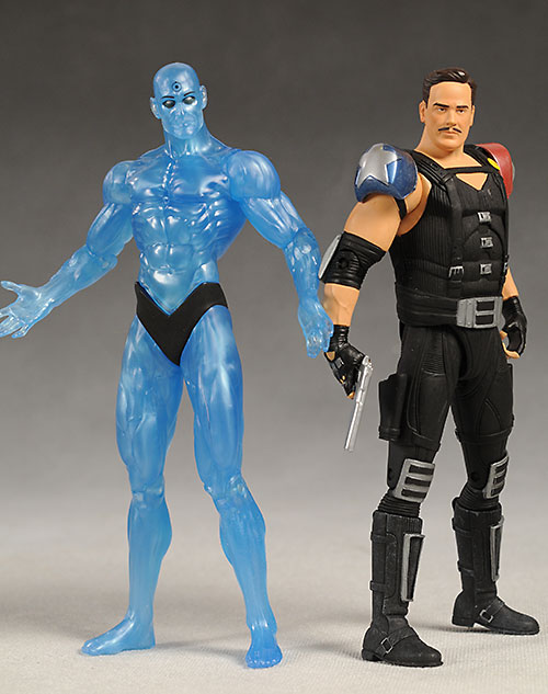 Variant Watchmen action figure from DC Direct