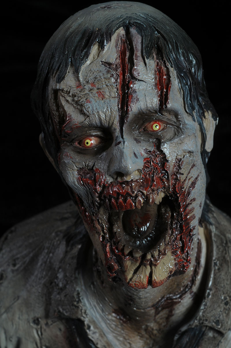 Walking Dead mini-bust by NECA
