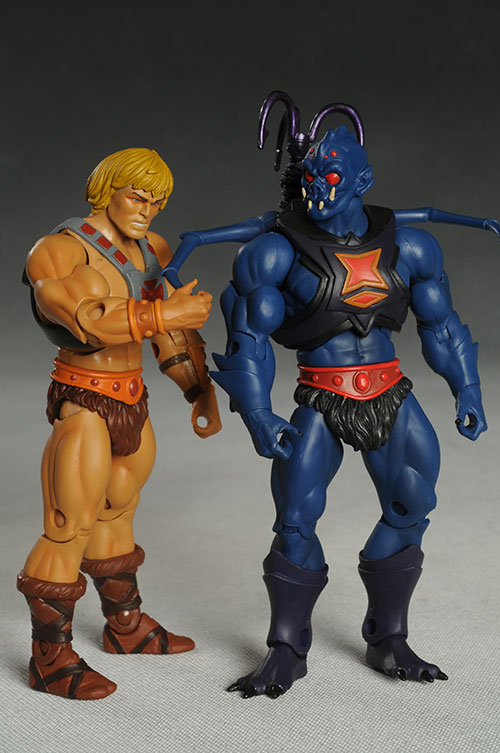 Webstor Masters of the Universe Classics action figure by Mattel