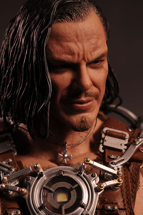 Whiplash Iron Man 2 sixth scale action figure by Hot Toys