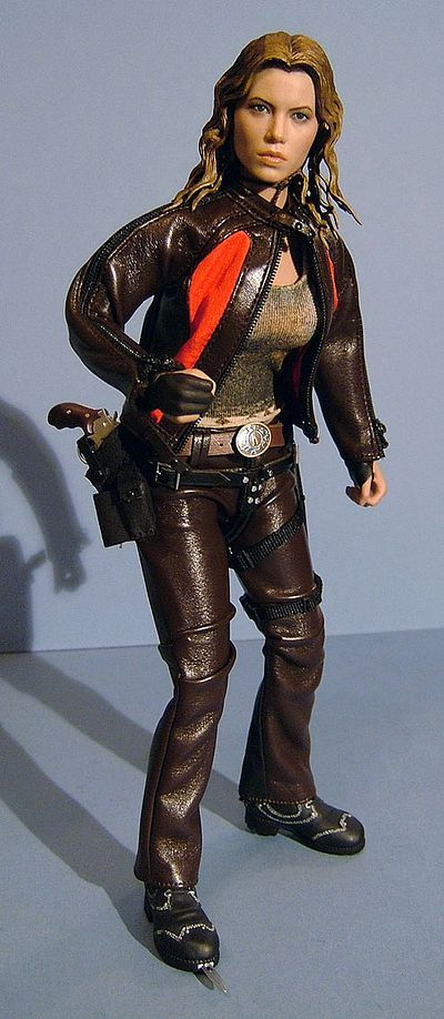 Abigail Whistler Blade sixth scale action figure by Hot Toys