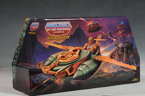 Wind Raider vehicle MOTUC Masters of the Universe Classics by Mattel