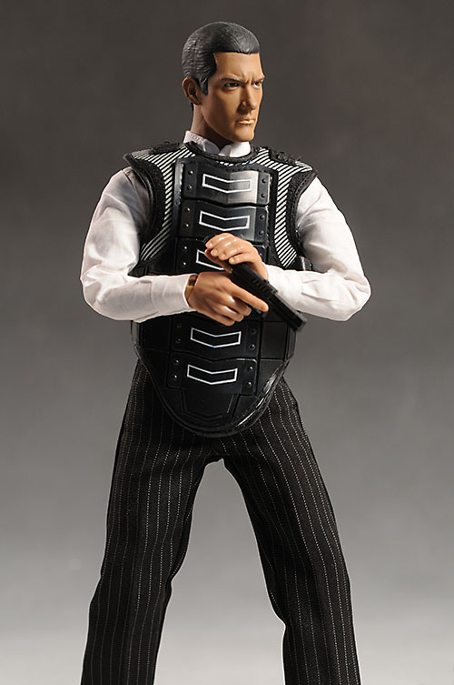 Witness Security and Protection Agent Indigo sixth scale action figure by Triad Toys