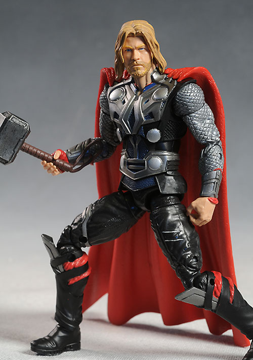 Walmart Exclusive the Avengers Thor action figure by Hasbro