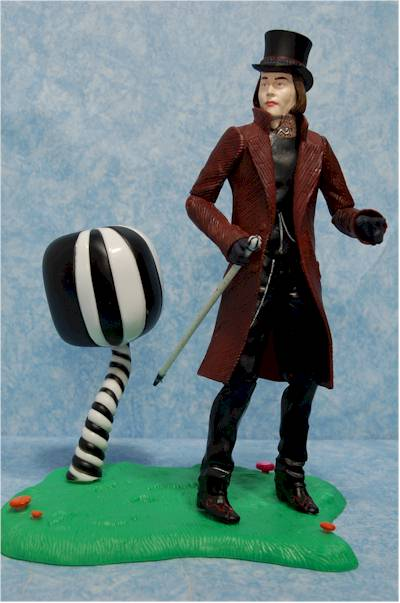 Willy Wonka Action Figures Another Toy Review By Michael