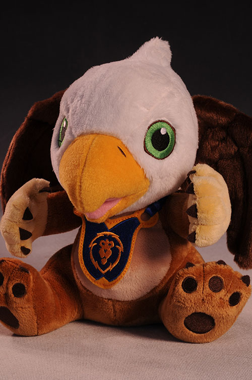 World of Warcraft plush Griphon Hatchling by Blizzard