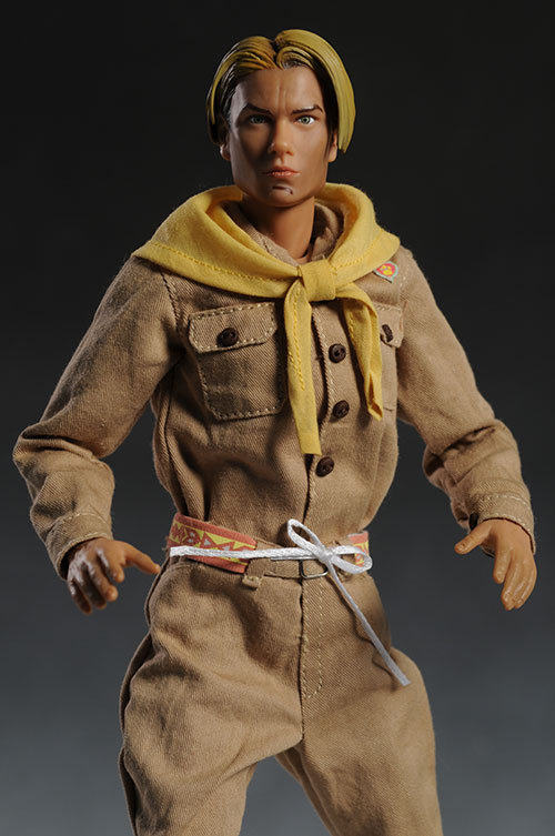 Young Indiana Jones sixth scale action figure from Medicom