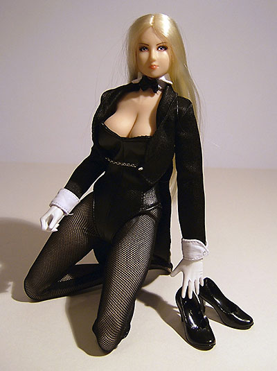 ZC Girls Janice action figure