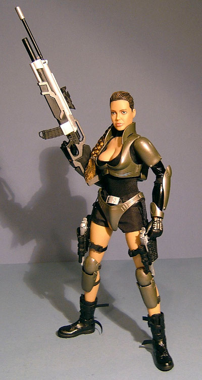 ZC Girls Julia action figure