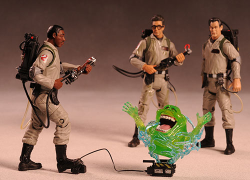 Ghostbusters Winston Zeddemore action figure by Mattel