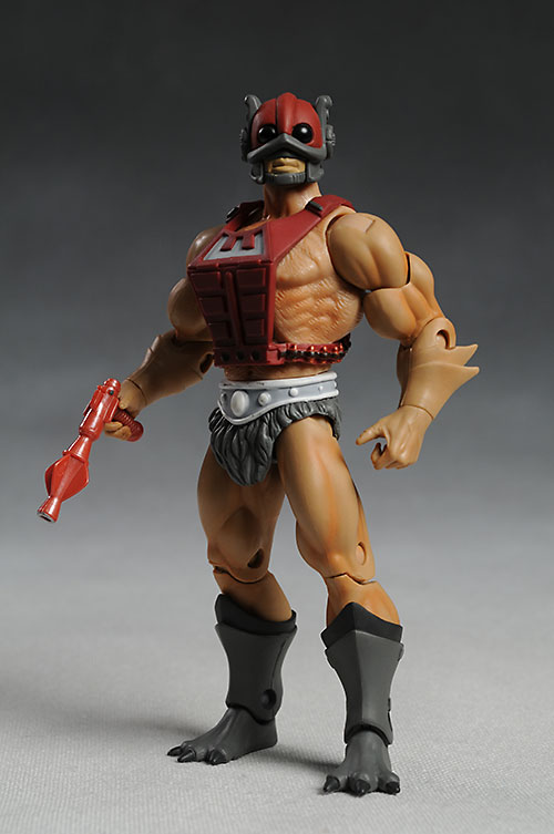 Zodac action figure from Masters of the Universe Classics by Mattel