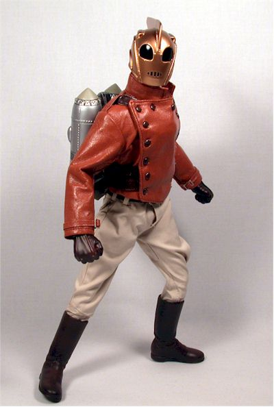 Medicom Rocketeer action figure