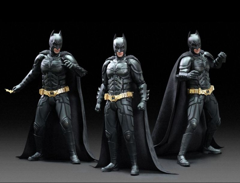 Hot Toys Armory Batman sixth scale action figure