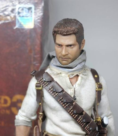 Nathan Drake action figure