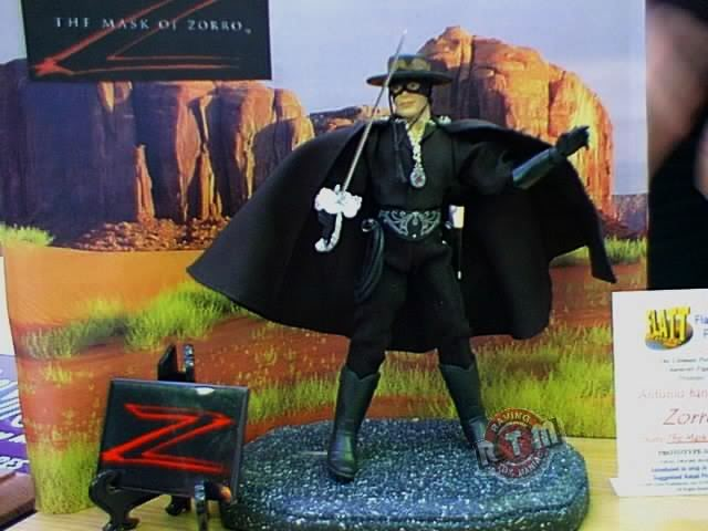 Flatt World Figures Zorro action figure