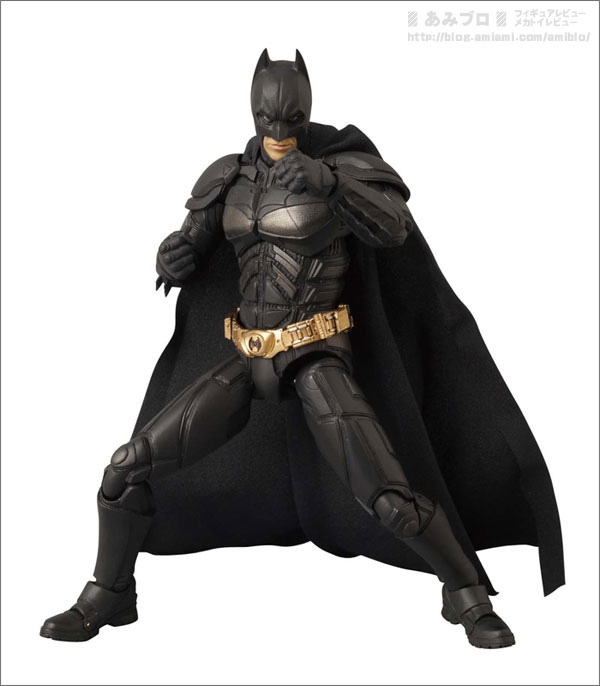 Medicom Mafex DKR Batman action figure