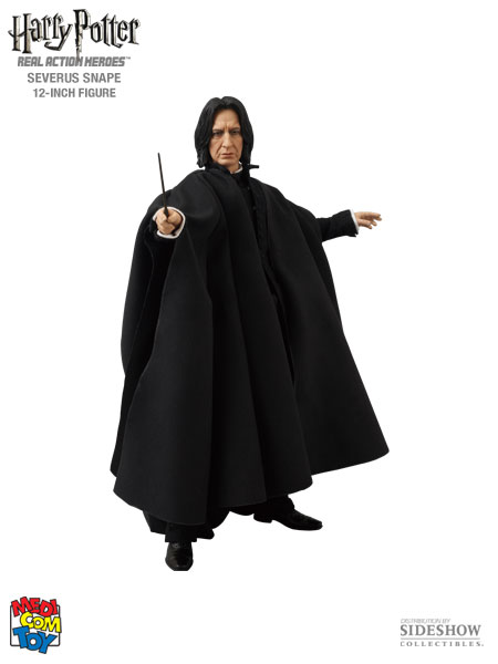 Medicom Harry Potter Snape sixth scale action figure
